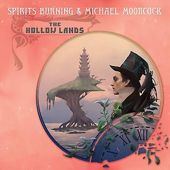 Spirits Burning / Moorcock,Michael - Hollow Lands [Vinyl] USA import