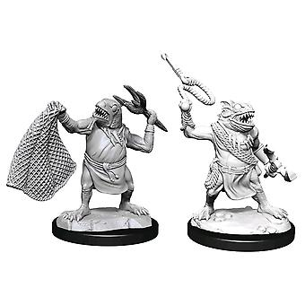 D&D Nolzurs M.U.M.: Kuo-Toa & Kuo-Toa Whip