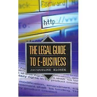 الدليل القانوني للأعمال التجارية الإلكترونية من قبل جاكلين كلوسيك - 9781567204032 بو