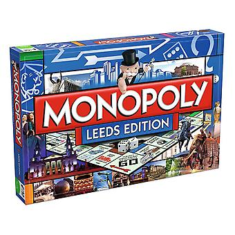 Monopoly leeds edition broad game
