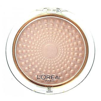 L'Oreal Lumi Magique Pearl Powder - 03 Rose Insolence