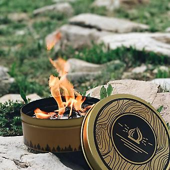 Fire Pit Portable And Reusable Outdoor Lighting Campfire