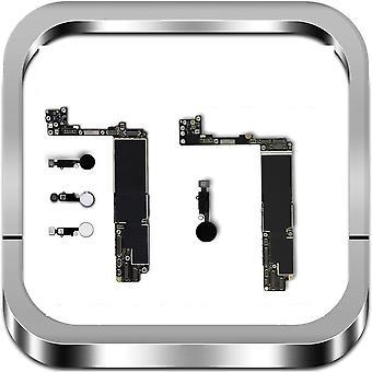 Für Iphone 8, 8 Plus Motherboard Entsperrt mit/keine Touch Id 100% Original-Logik