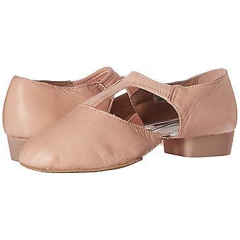 بلوخ المرأة & ق Elastosplit Grecian تعليم أحذية الرقص، والجلود