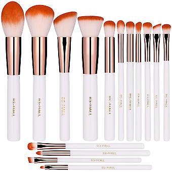 BS10 - BS-MALL 15 stk. eksklusive makeup-/makeuppensler af bedste kvalitet