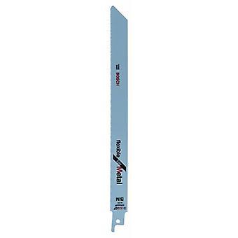 Bosch 2608656020 S1122Ef Pack Of 5 Saber Saw Blade Flex Metal