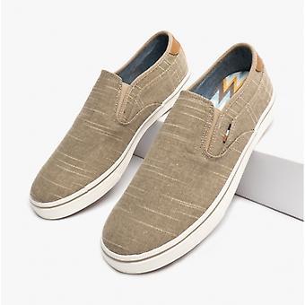 Wrangler Calypso Slip en hombres casual zapatos arena