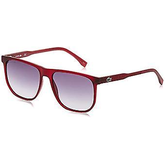 Lacoste L922S Sunglasses, Red, 57 Unisex-Adult