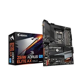 Gigabyte Z590 Aorus Elite Ax Intel Atx 4Ddr4 128Gb 2Pcie