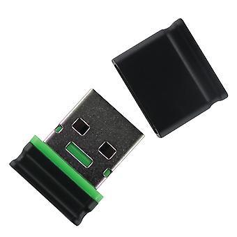Lecteur flash usb2.0 intégral de 32 Go (Memory Stick) Fusion Vert