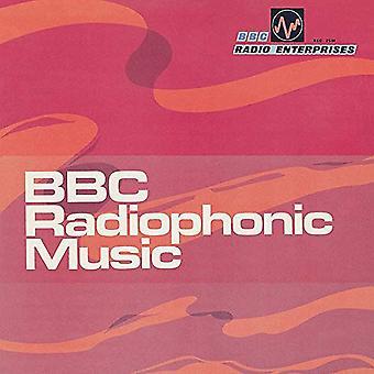BBC Radiophonic Workshop - BBC Radiophonic Music Grey Vinyl
