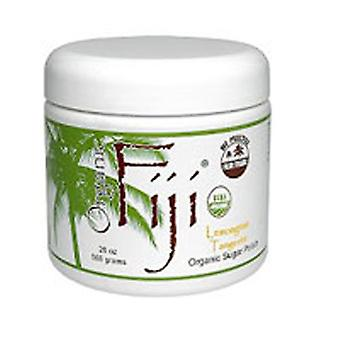 Organic Fiji Sugar Polish, Lemongrass Tangerine 20 oz
