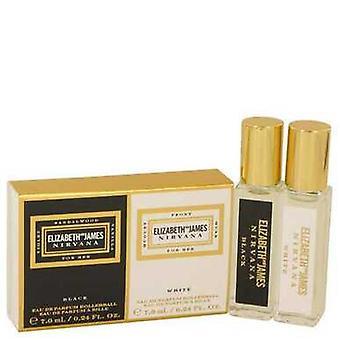 Nirvana Black door Elizabeth en James gift set-mini set bevat .24 oz Nirvana White Rollerball V728-538762