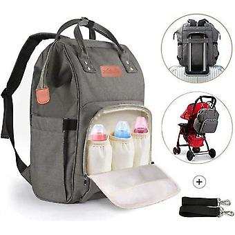 Baby Diaper Backpacks Travel Bag Waterproof Multifunction Diaper Bag Oxford Insulated Insulated Bags Large Capacity