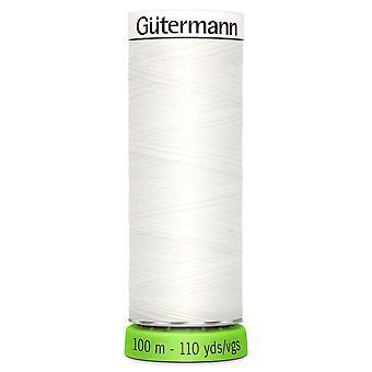 Gutermann 100% Gerecycled Polyester Naaigaren 100m Hand en Machine - 800