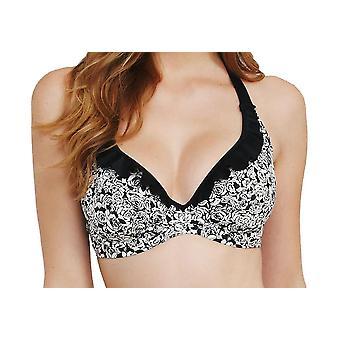 Freya Manhattan AS3431 W Top Bikini a collo alto con ferretto