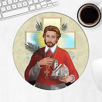 Gift Mousepad: Saint Marko Krizin Catholic