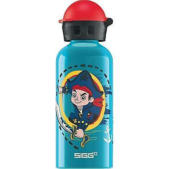 SIGG Captain Jake 0.4L Kids Aluminium Drinking Bottle Leakproof-8618.6