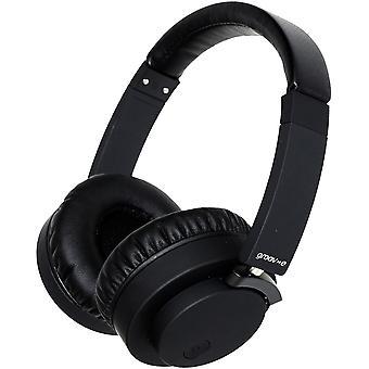 Groov-e Fusion filaire ou sans fil casque Bluetooth - noir (GVBT400BK)