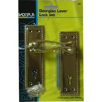Georgische Lever Lock Set
