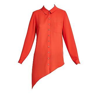Ex Wallis Asymmetric Shirt
