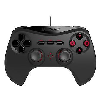 Speedlink Strike NX USB Gamepad för PC - svart (SL-650000-BK-01)