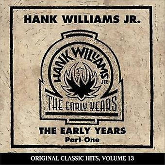 Hank Williams Jr. - Hank Williams Jr.: Vol. 1-Early Years [CD] USA import