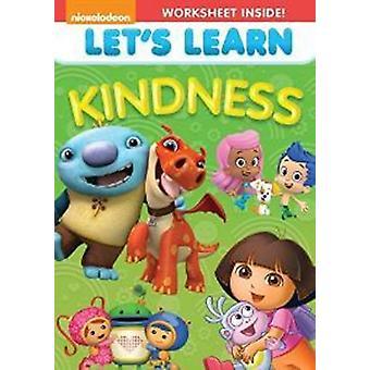 Nous allons apprendre: USA gentillesse [DVD] import