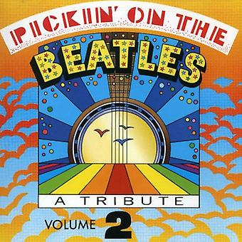 Pickin' on the Beatles - Vol. 2-Pickin' on the Beatles [CD] USA import