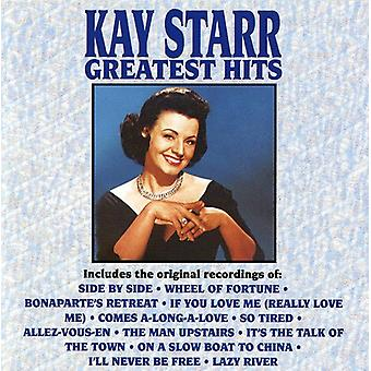 Kay Starr - Greatest Hits [CD] USA import