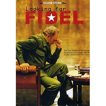 Looking for Fidel [DVD] USA import
