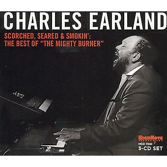 Charles Earland - Scorched poêlé & Smokin ' : The Best O [CD] USA import