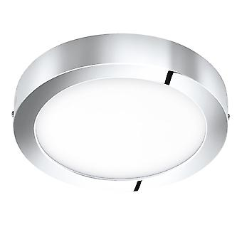 Eglo FUEVA LED Flush Ring Ceiling Light