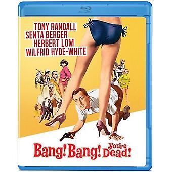 Bang Bang sei importazione morto [BLU-RAY] USA