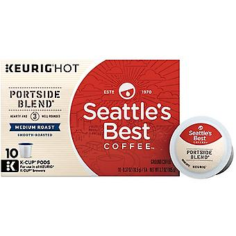 Seattle's Best Coffee Signature Portside Blend Keurig K-Cups