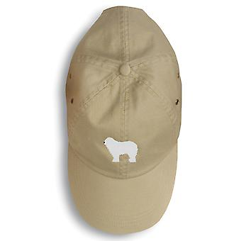 Carolines Treasures  BB3455BU-156 Komondor Embroidered Baseball Cap