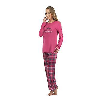 BlackSpade 6114 232 女性の暗い Fucshia ピンク パジャマ パジャマ パジャマ セット