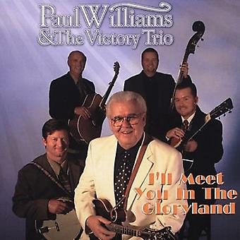 Paul Williams - I'Ll Meet You in the Gloryland [CD] USA import