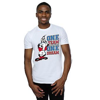 Disney Dingo une équipe rêve un T-Shirt homme