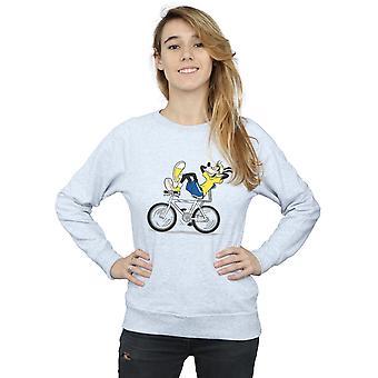 Disney Frauen Goofy Tour De Goofy Sweatshirt