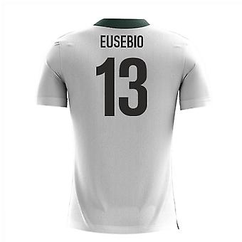 2020-2021 Portugal Airo Concept Away Shirt (Eusebio 13)