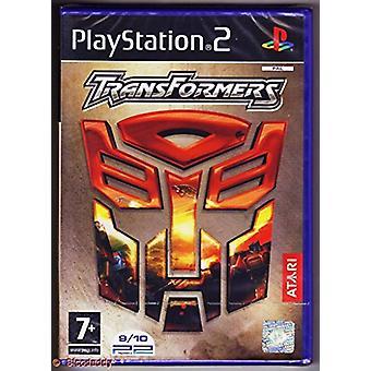 Transformatoren (PS2) - Neue Fabrik versiegelt