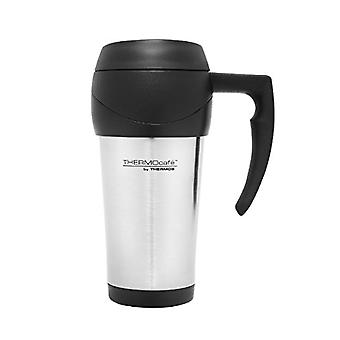 Thermos 450mL S/Steel Outer Foam Insulated Travel Mug