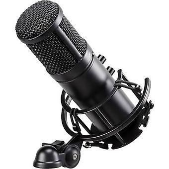 Renkforce ST-60 USB USB studio mikrofon incl. shock mount, incl. kabel