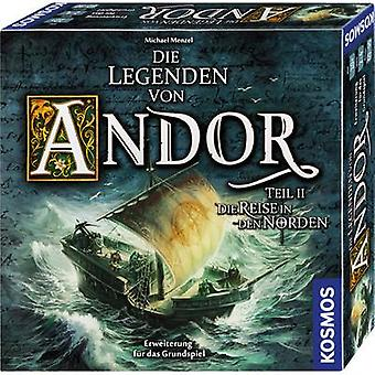 Cosmos The Legends of Andor Part II - The journey in the north