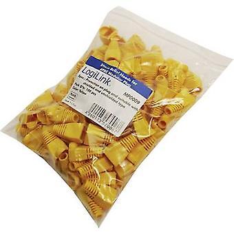 LogiLink MP0009 Stecker-Schutz gele RJ45 geel