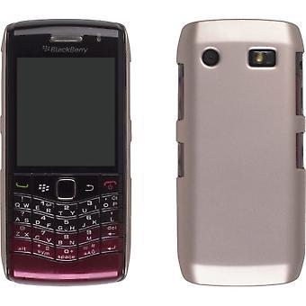 Trådlösa lösningar färg klicka på fall för BlackBerry 9100 Pearl - Champagne