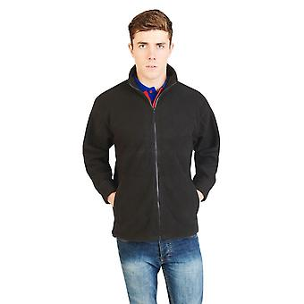 Absolute Bekleidung Herren Alaska Full Zip Fleece