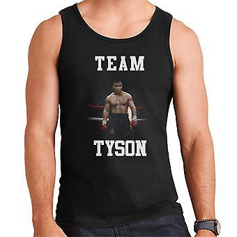 Zespołu Tyson męska kamizelka