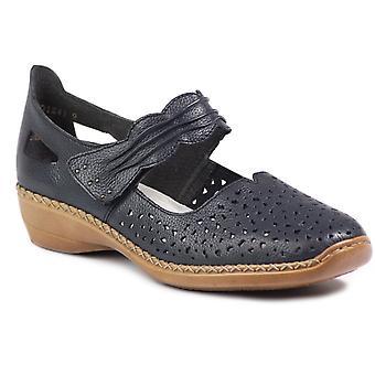 Rieker 4139914 yleinen kesä naisten kengät